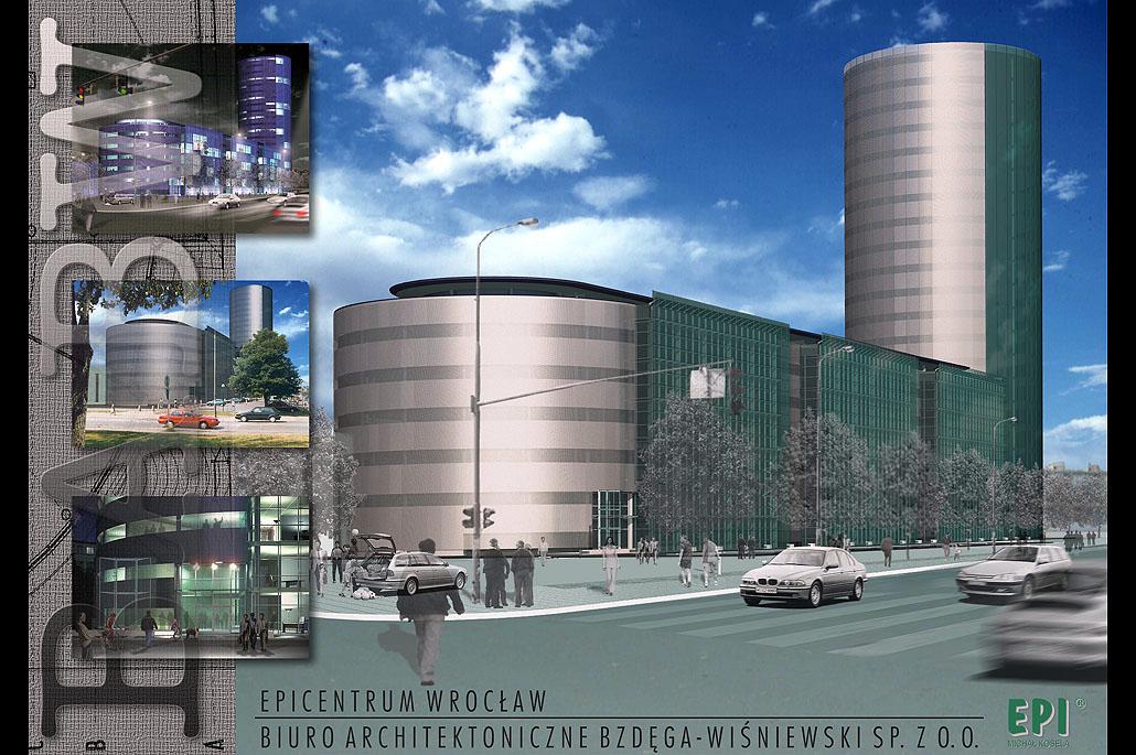 EPI Centrum, Wroclaw, Poland - Feasibility Study