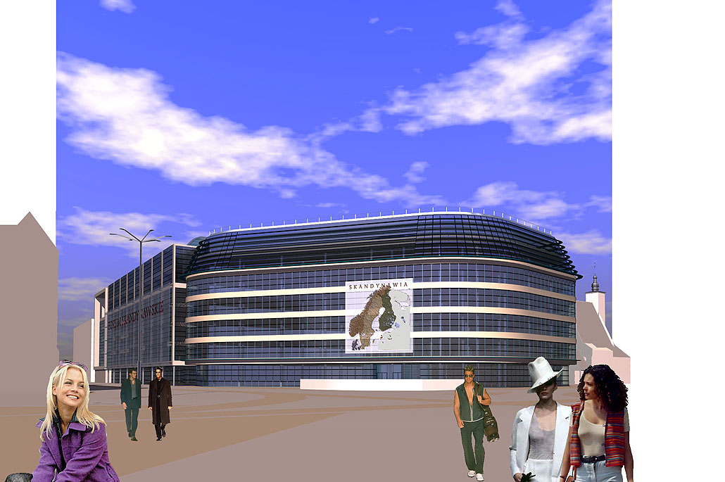 Scandinavian Forum in Wroclaw, Poland - Competition Winner