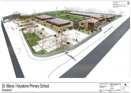 St Mary's Primary School and Health Centre in Strood - Feasibility Study