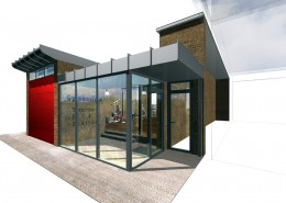 Tottenham Fire Station, Haringey, London - Planning