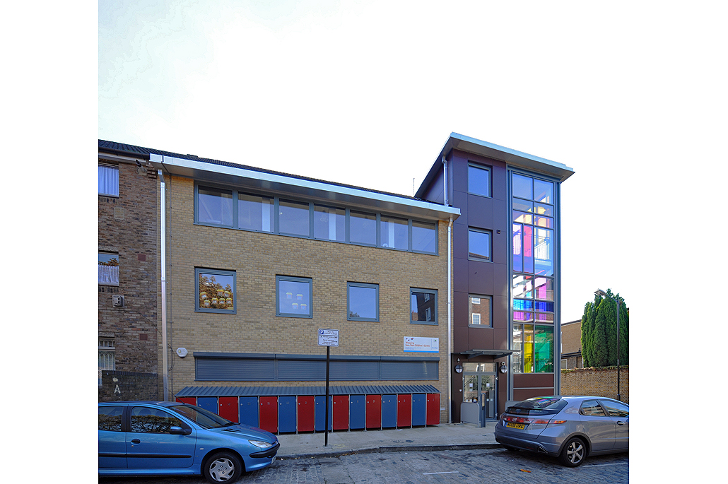 Wapping Children's Centre, Wapping, London - As Built