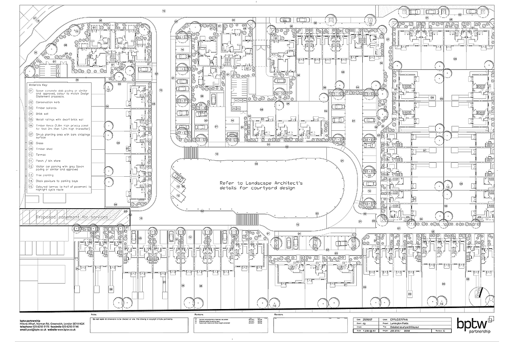 Lymington Place, Barking, London - Planning