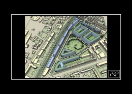 Portobello Square, Kensington, London - Feasibility Study