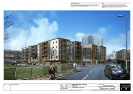 Orchard Village Phase 1, Rainham, London - Planning