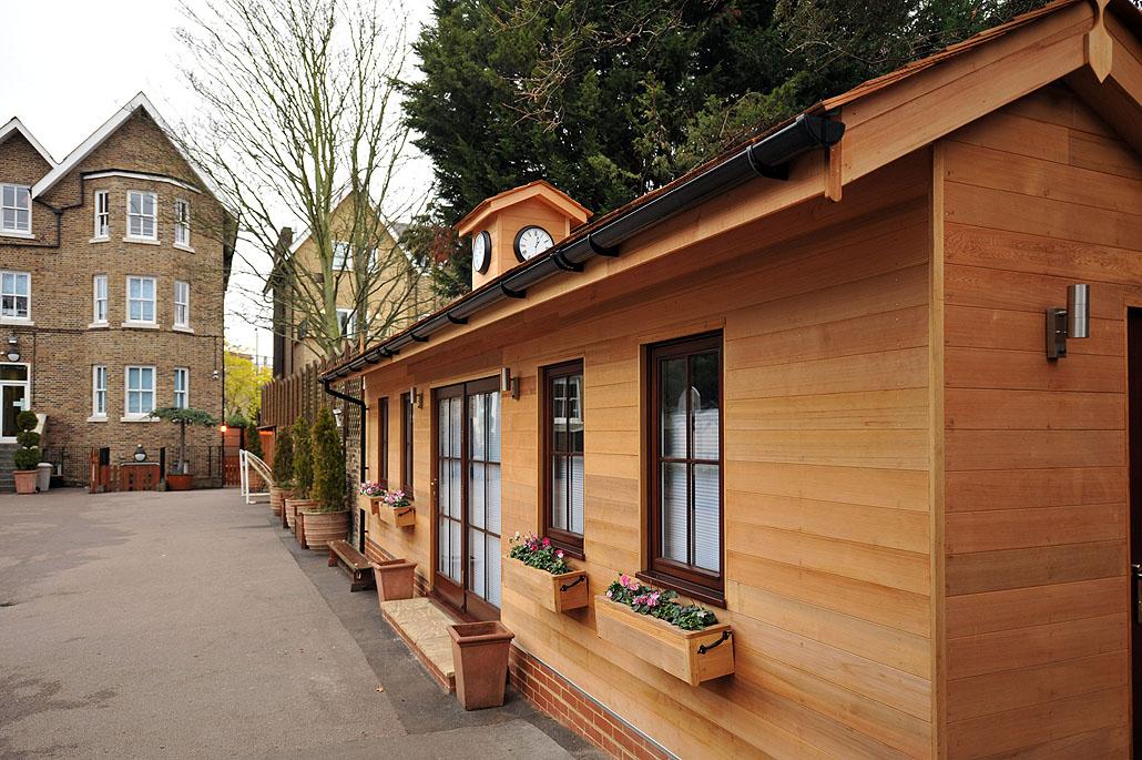 The Pointer School, Blackheath, London - As Built