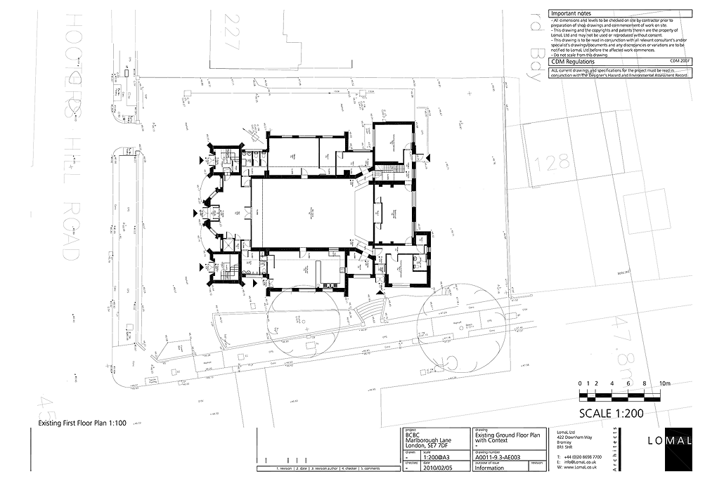 Blackheath and Charlton Baptist Church, London - Feasibility Study