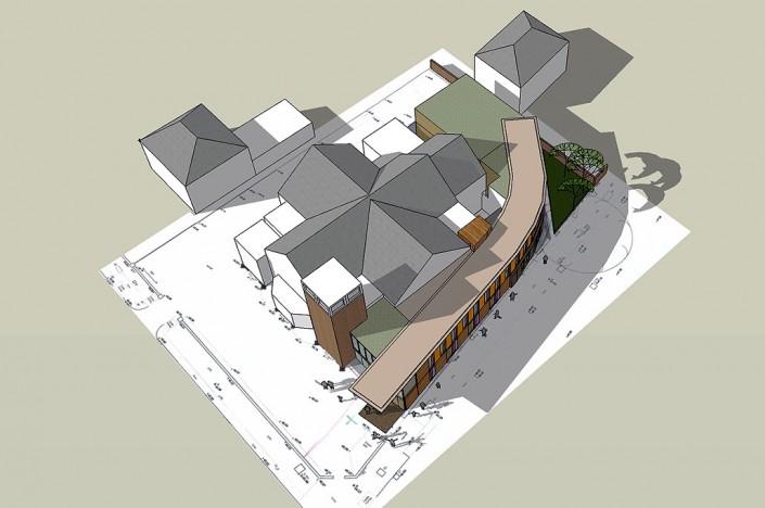 Blackheath and Charlton Baptist Church, London - Feasibility Study