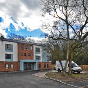 Lark Rise Phase 1, Crawley - As Built