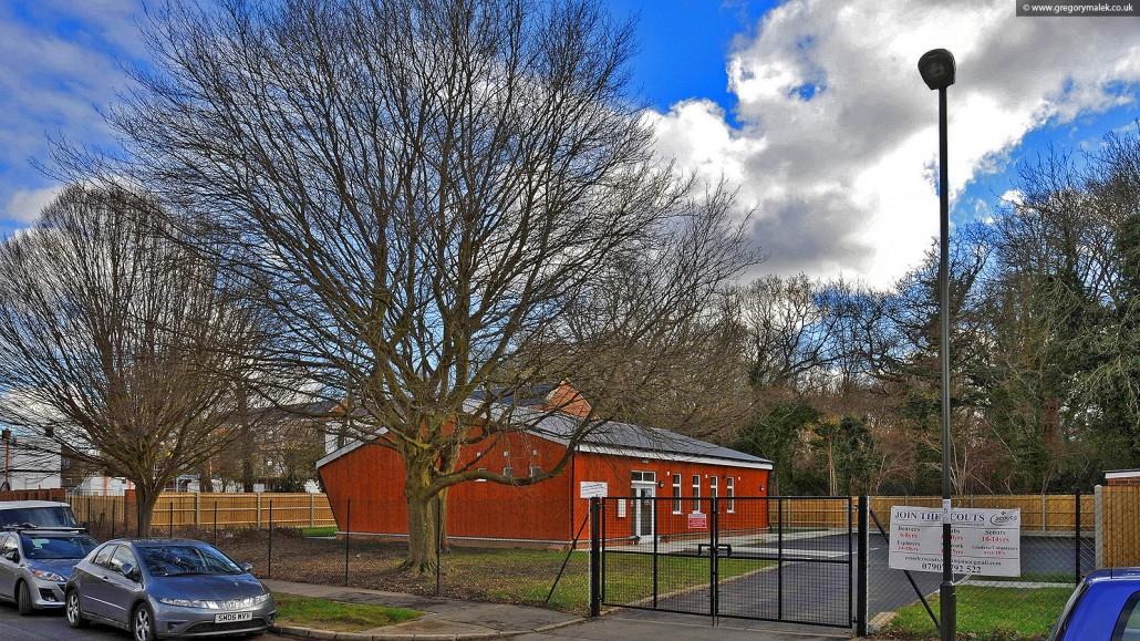 Lark Rise Phase 2, Crawley - As Built