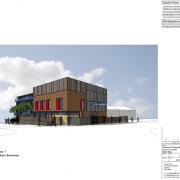 Woolwich Congregational Church, Woolwich, London – Planning