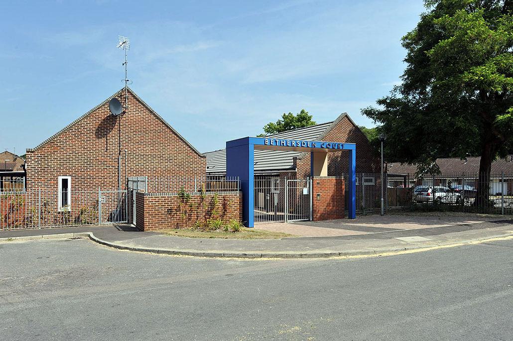 Bethersden Court, Maidstone - As Built