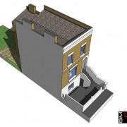 King's Grove, London - Planning