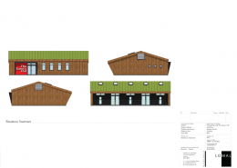 Lark Rise Phase 2, Crawley - Planning