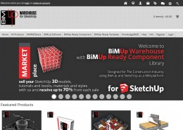 BiMUp Warehouse - MARKETplace