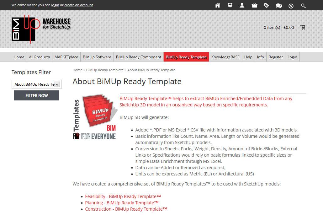 BiMUp Warehouse - MARKETplace