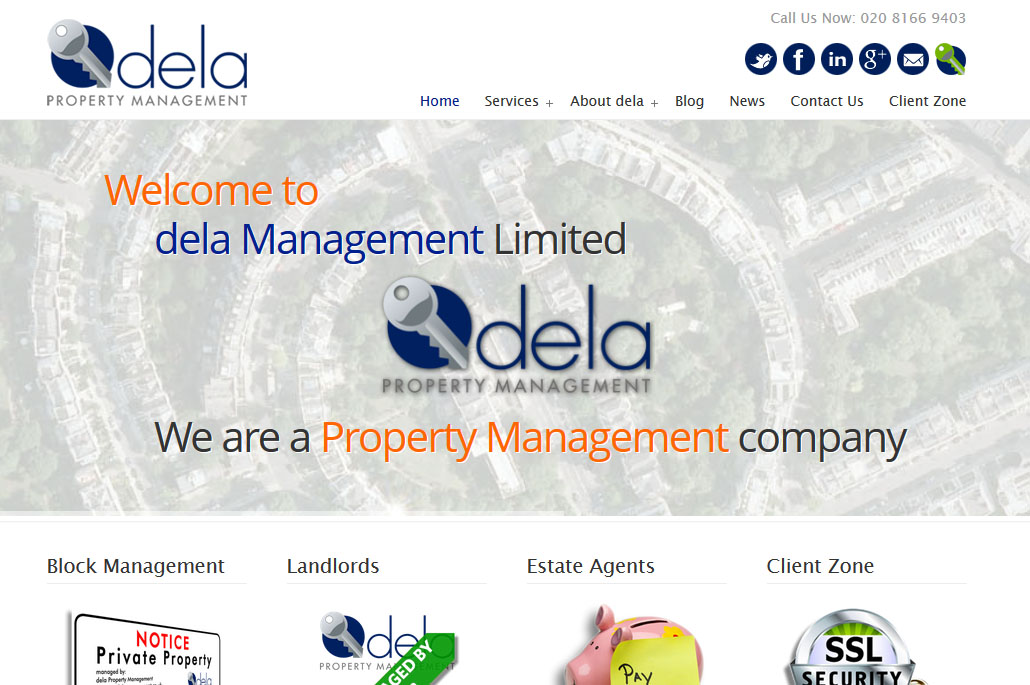 dela Property Management
