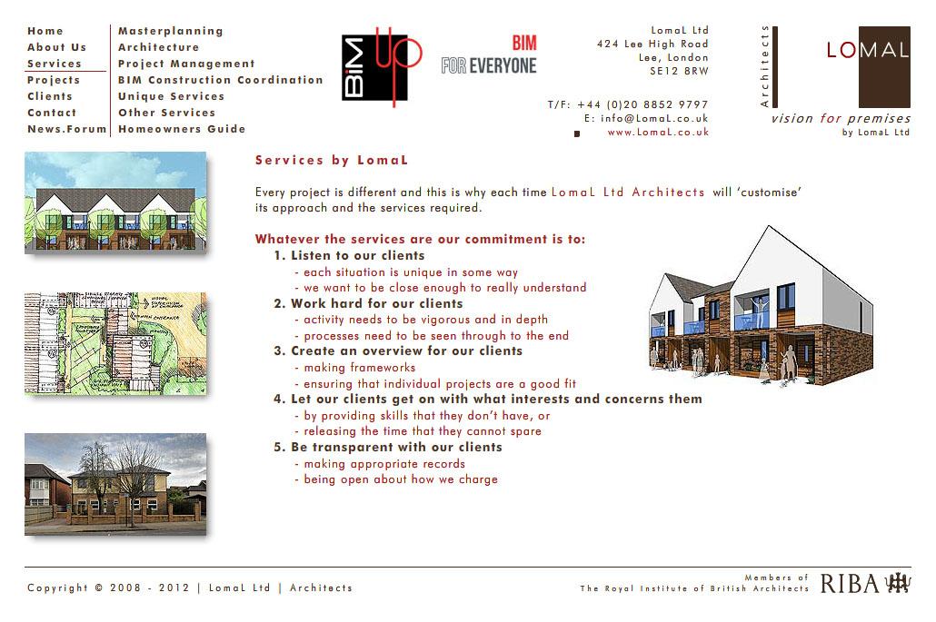 LomaL Ltd | Architects