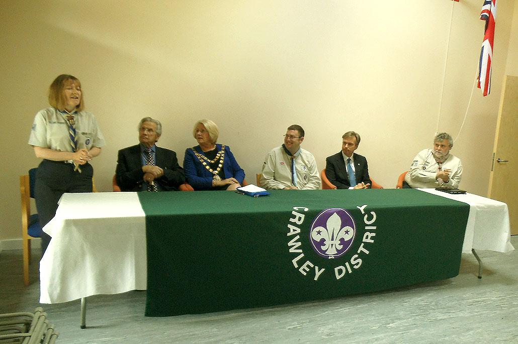 Lark Rise Phase 2, Crawley - Public Engagement