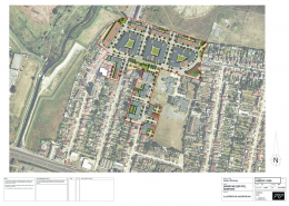 Orchard Village, Rainham, London - Outline Planning