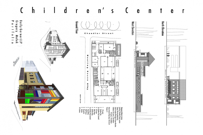 Wapping Children's Centre, Wapping, London - Planning