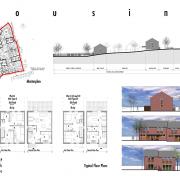 Tidings Hill, Halstead - Planning