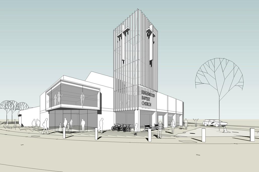Kingswood Baptist Church, Basildon - Feasibility Study