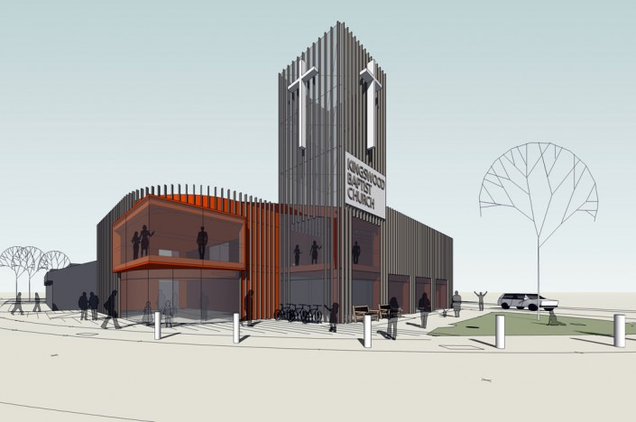 Kingswood Baptist Church, Basildon - Feasibility Study