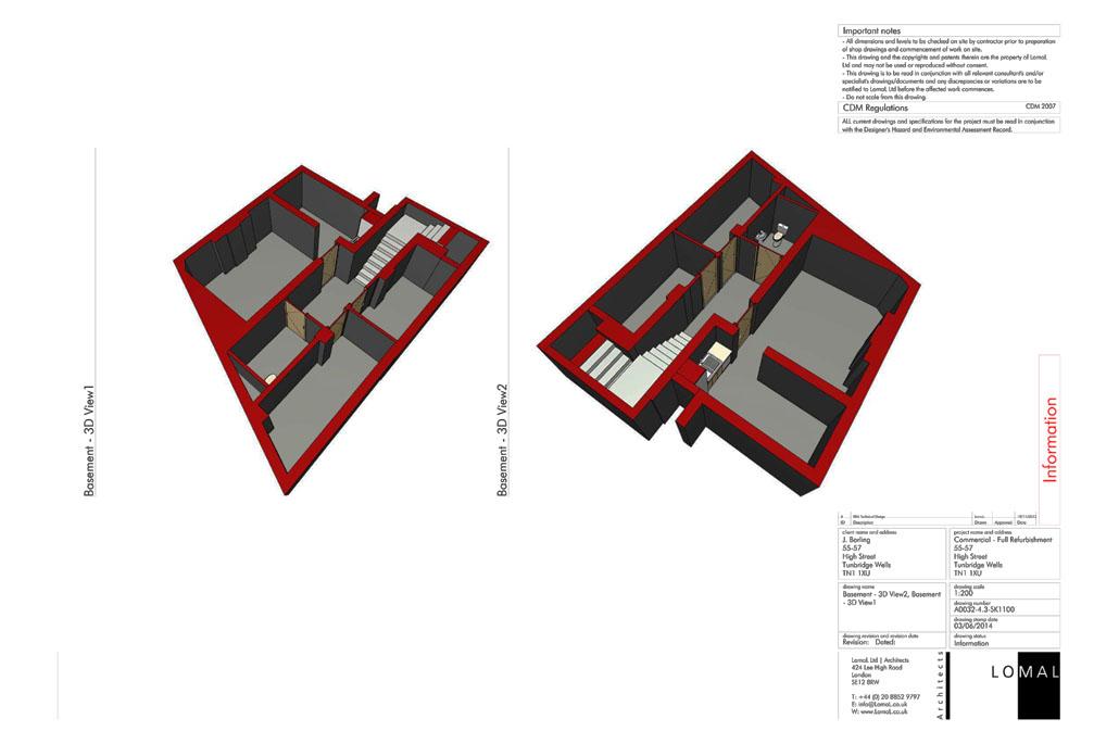 High Street, Royal Tunbridge Wells – Planning