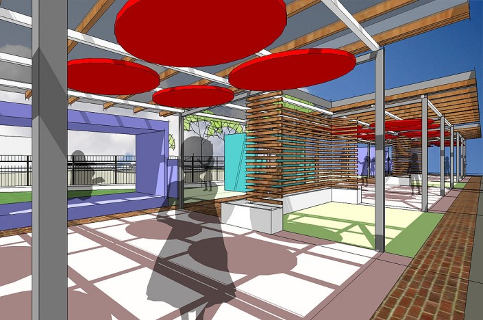 Oasis Academy Blakenhale Junior School, Birmingham – New Canopy - BIM