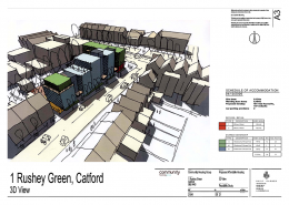 Rushey Green, London - Feasibility Study