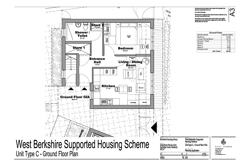 Greenham House Land, Newbury - Planning
