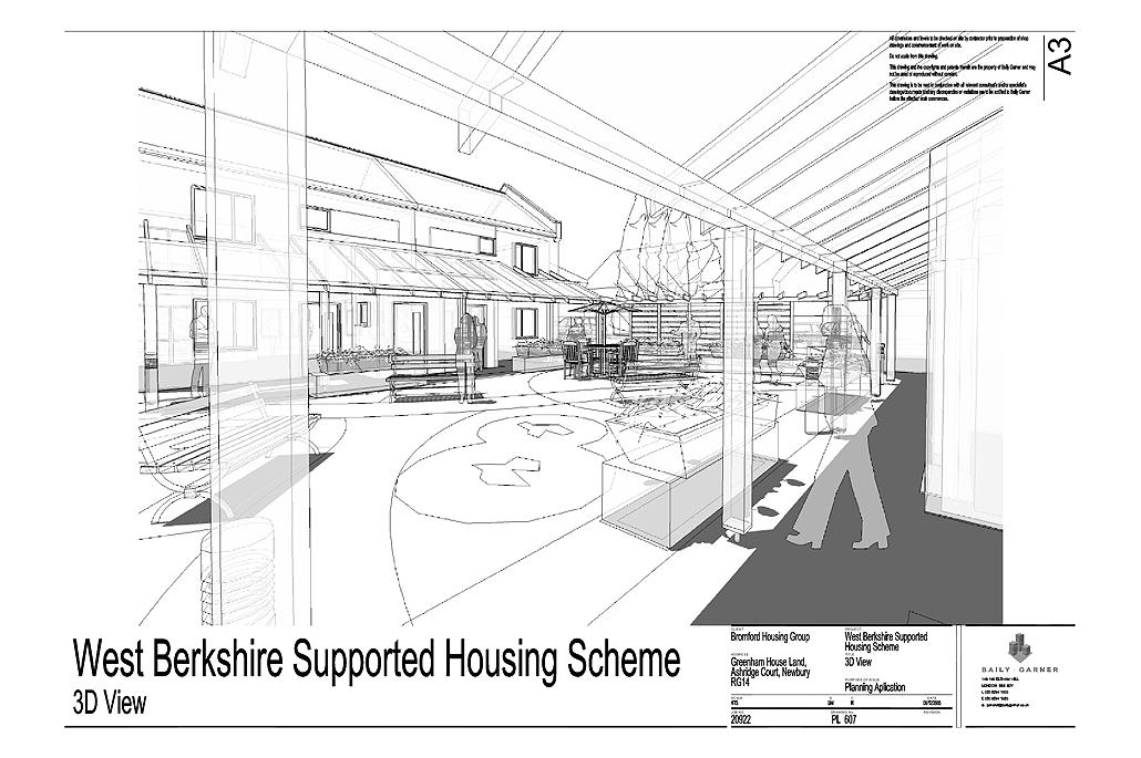 Greenham House Land, Newbury - Planning
