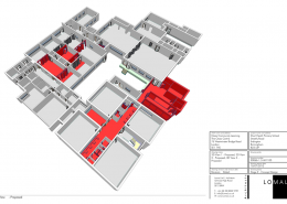 Oasis Academy Short Heath Primary School, Birmingham – Space Remodelling - BIM